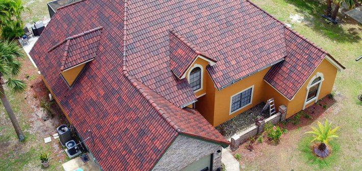 Repair roofs