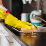 house cleaning services before moving in
