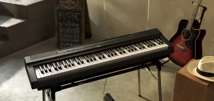 61 key weighted keyboard