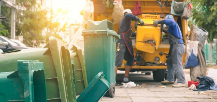 waste management phone number