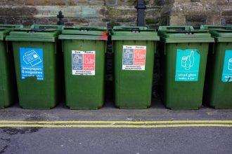 bin drop services