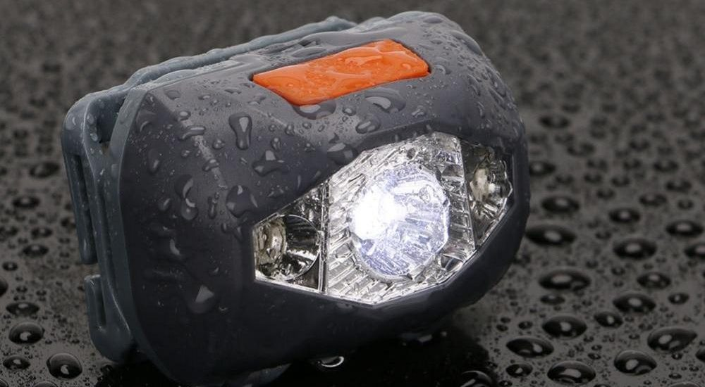 Waterproof-headlamp