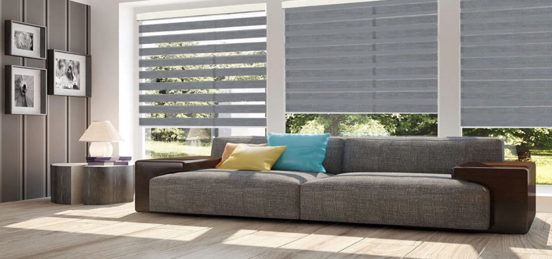 motorized zebra blinds